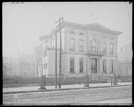 Pendennis Club Circa 1906