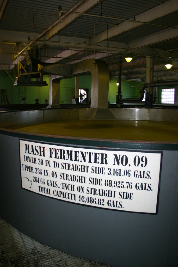 Mash Fermenter - 92,000 Gallons!