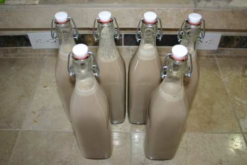 Bottled Irish Cream