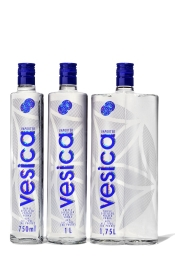 Vesica Vodka Bottles