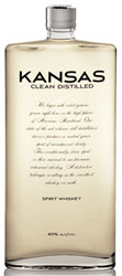 Kansas Clean Distilled Whiskey
