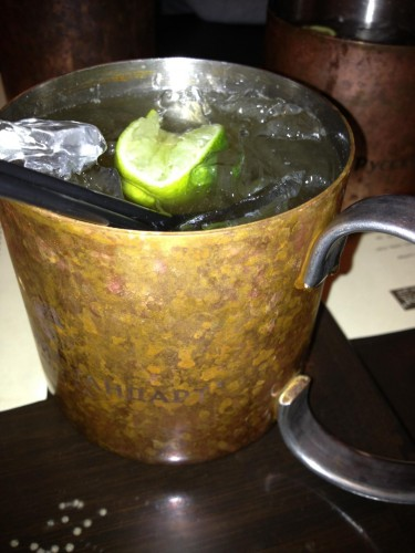Maple Mule