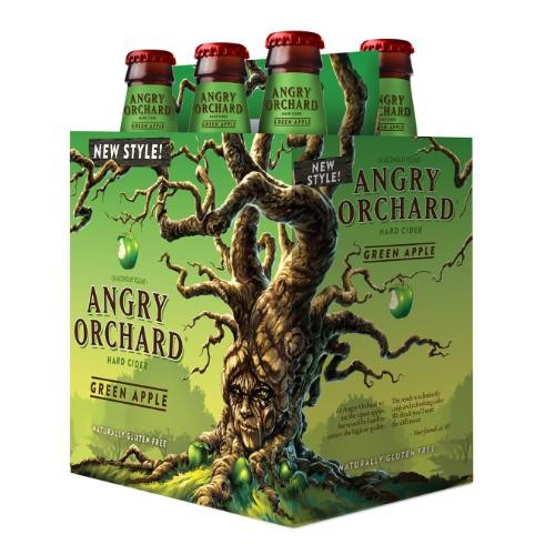 ANGRY ORCHARD LAUNCHES GREEN APPLE HARD CIDER NATIONWIDE